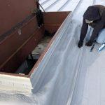 applying-foam-roofing-kansas-city-sprayfoam-spf-roof-polyurethane-missouri-kansas